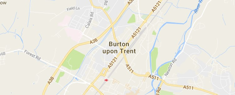 burton on trent