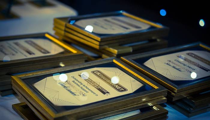 picture of certificates in frames