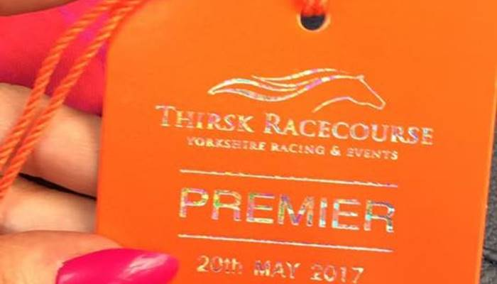 VIP pass thirsk races