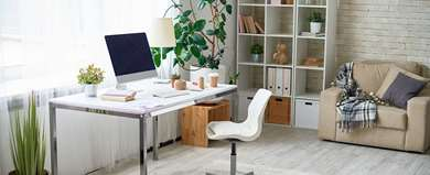 Modern Home Office FVEEHH7
